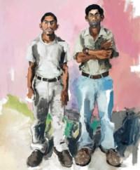 Jose and Enrique