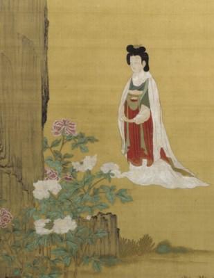 WEN SHU (1595-1634)