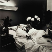 Candy Darling on Her Deathbed, 1973