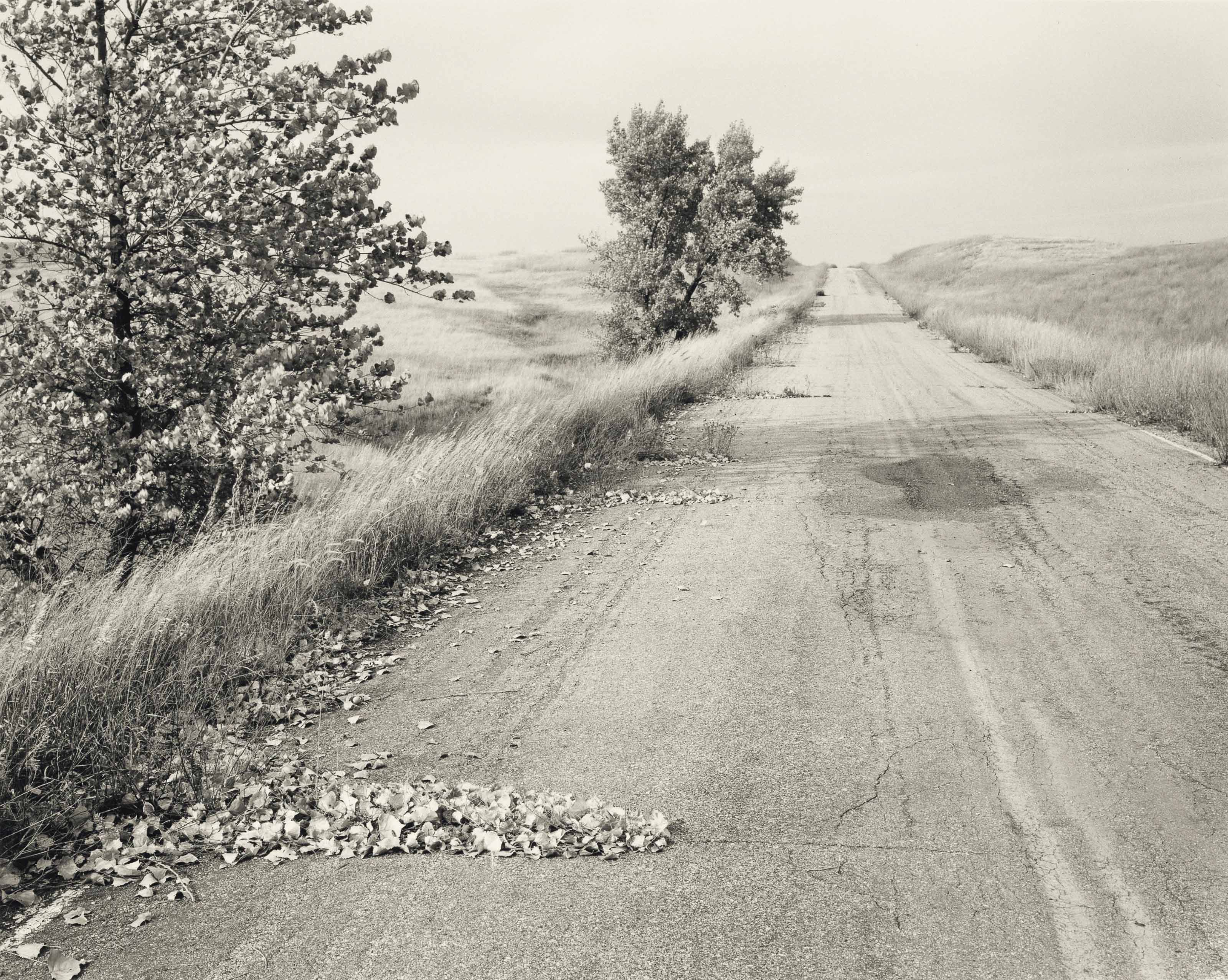 Nebraska State Highway 2, Box Butte County, Nebraska, 1978