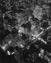 Nightview, New York at Night, Empire State Building, 1932