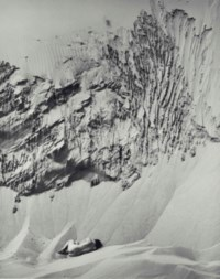 Woman on Dunes, 1972