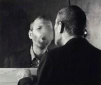 Der Fleck auf dem Spiegel, den der Atehauch schafft, 1977