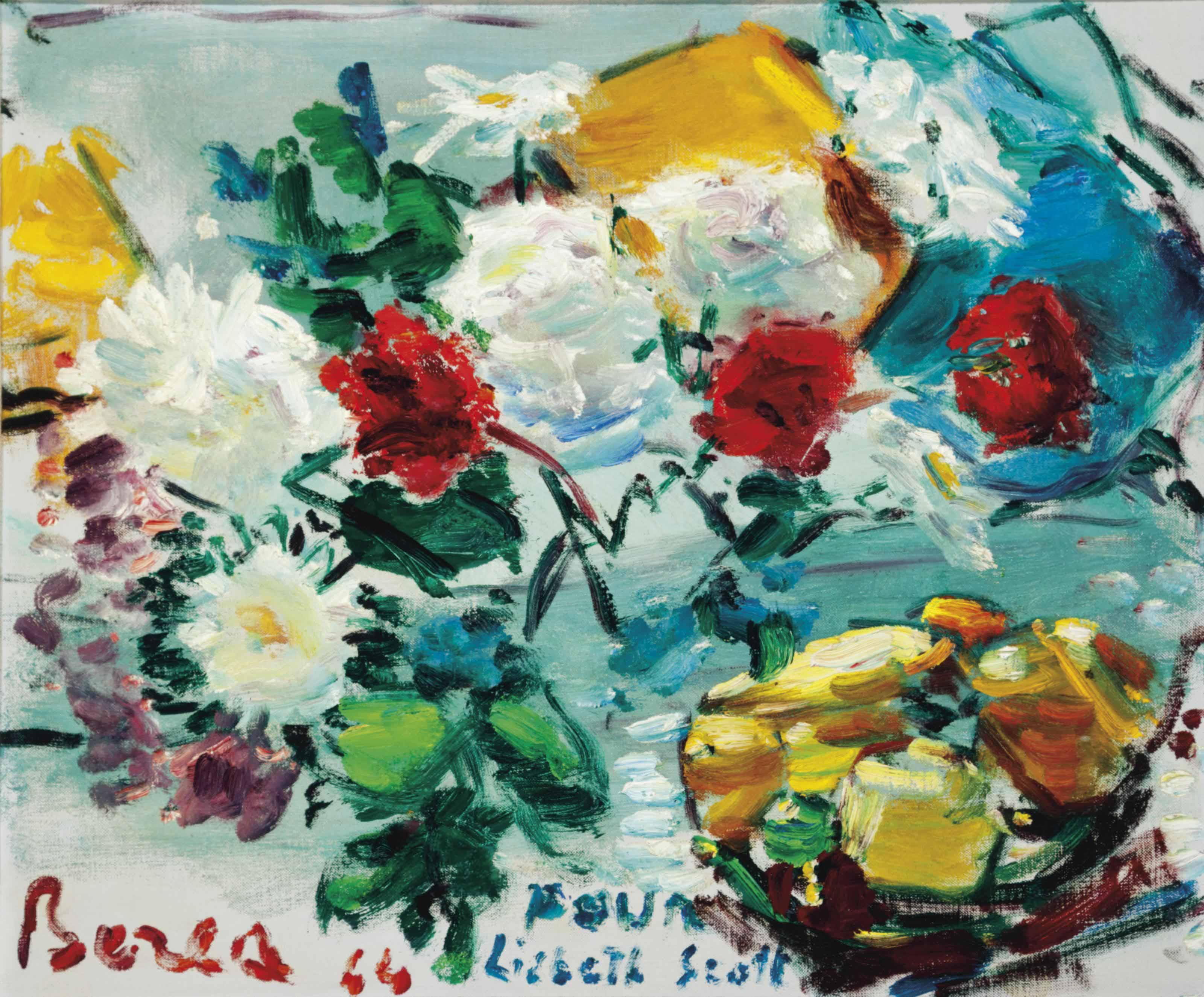 Dimitri Berea (Romanian, 1908-