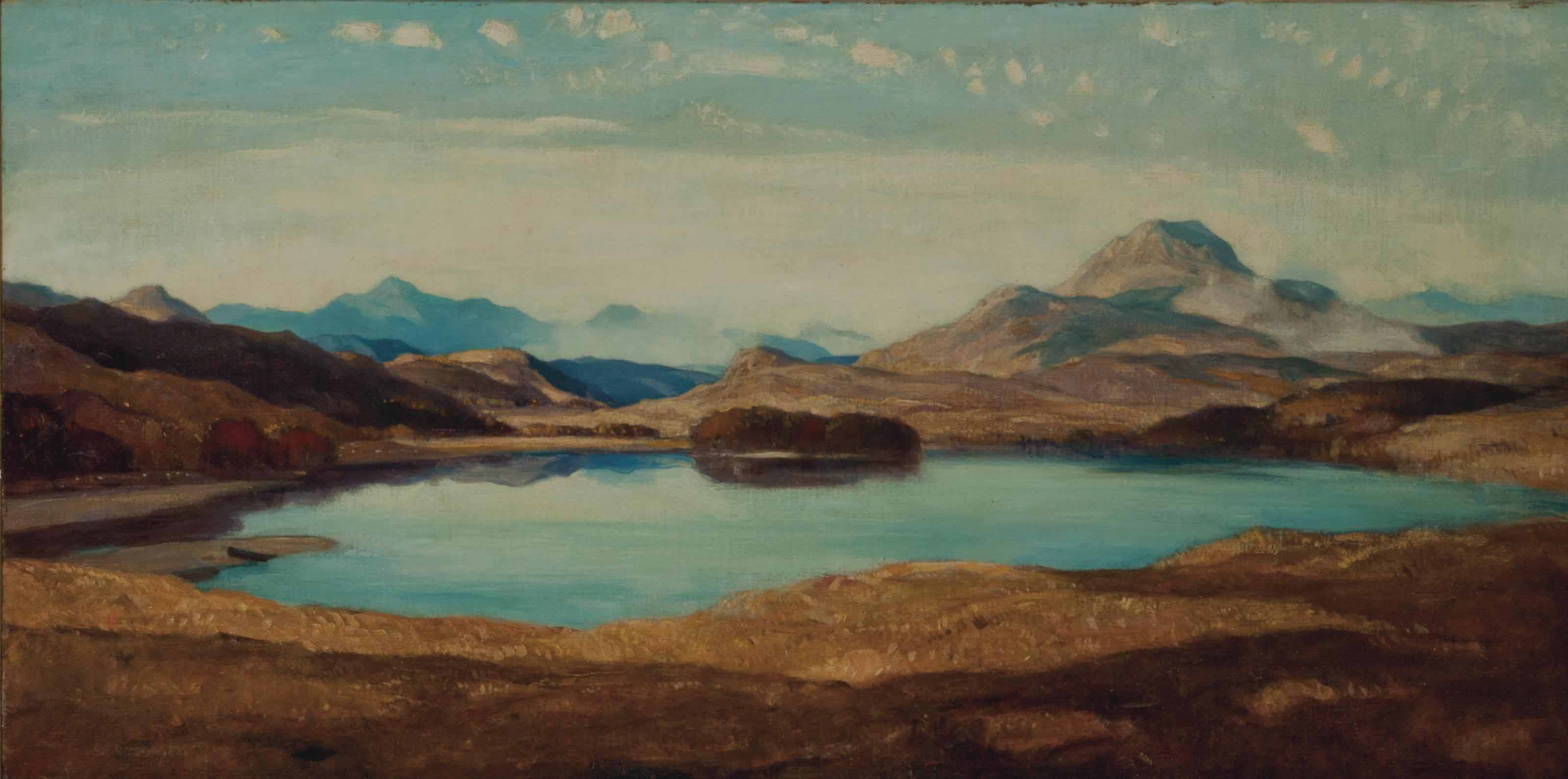 The Eternal Hills, Loch Tarff