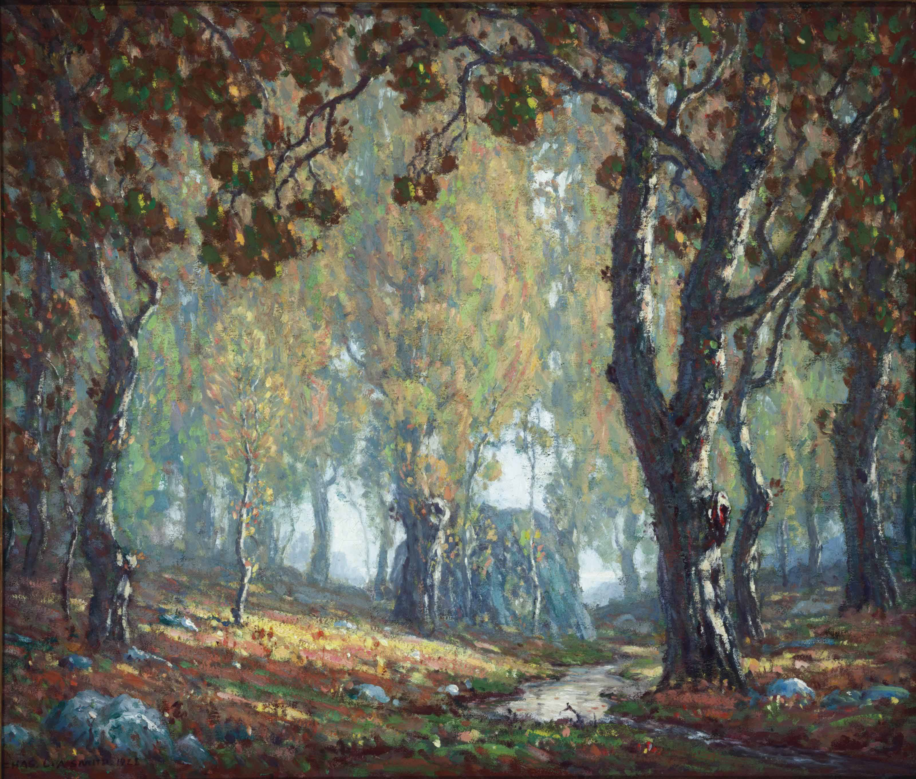 Charles L.A. Smith (American,