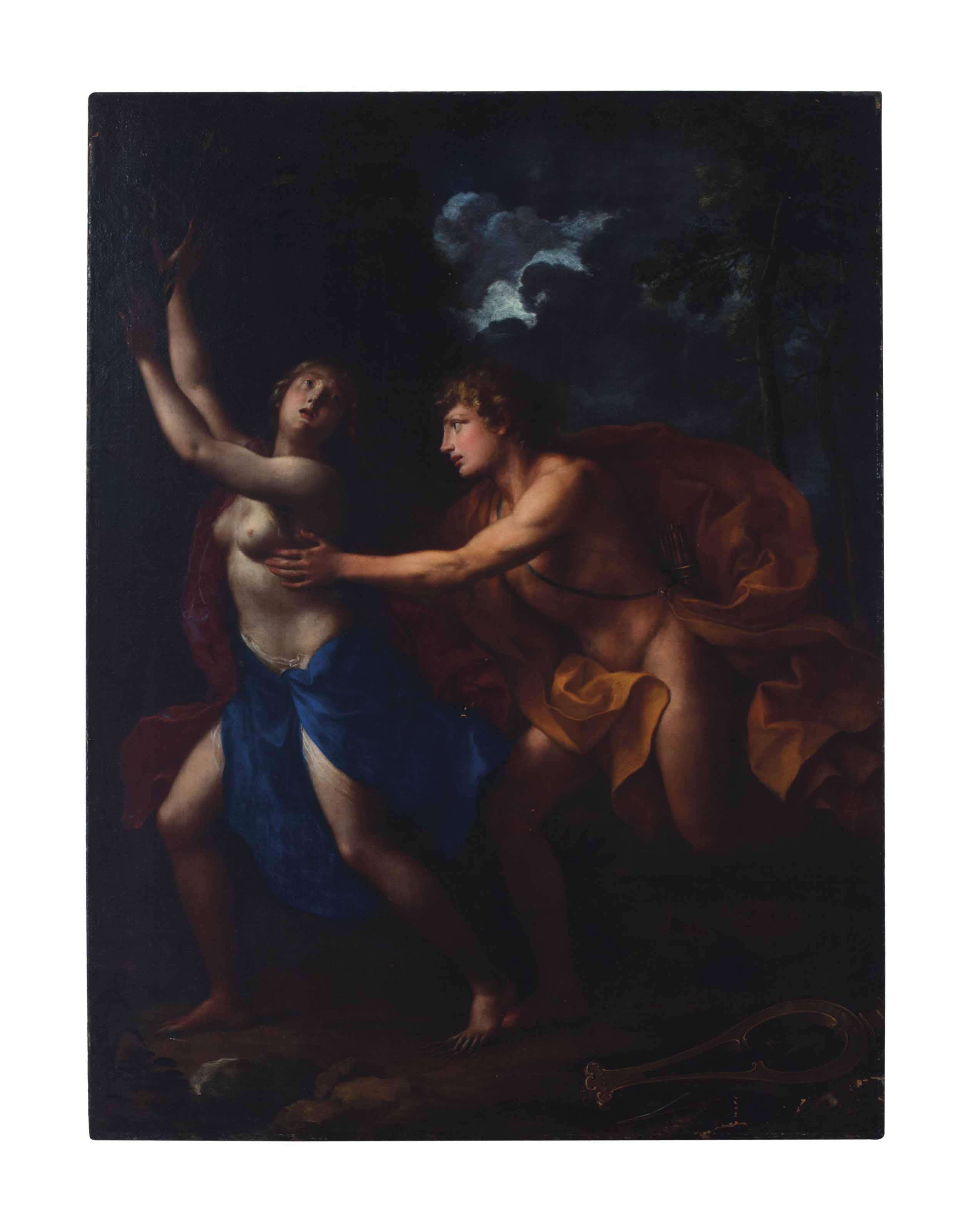 Onorio Marinari (ITALIAN, 1627
