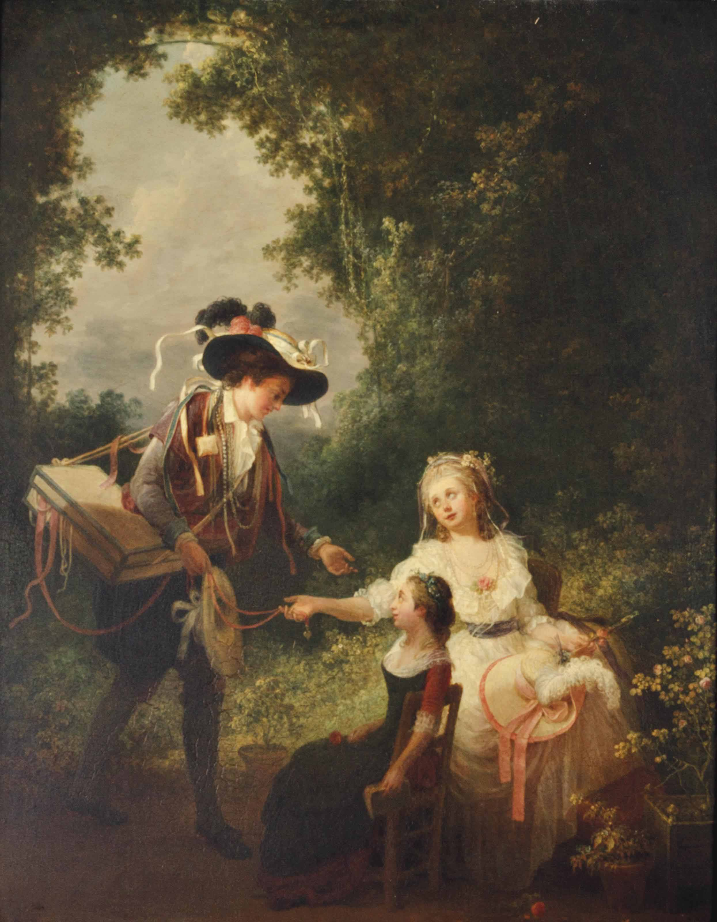 Attributed to Jean-Frederic Sc