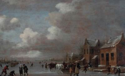 Klaes Molenaer (Dutch, 1630-16