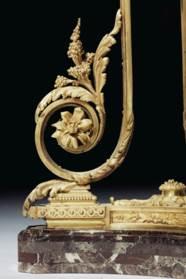 A MONUMENTAL NEAR PAIR OF ORMO