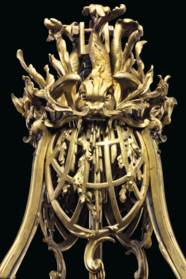 A FINE FRENCH ORMOLU EIGHTEEN-