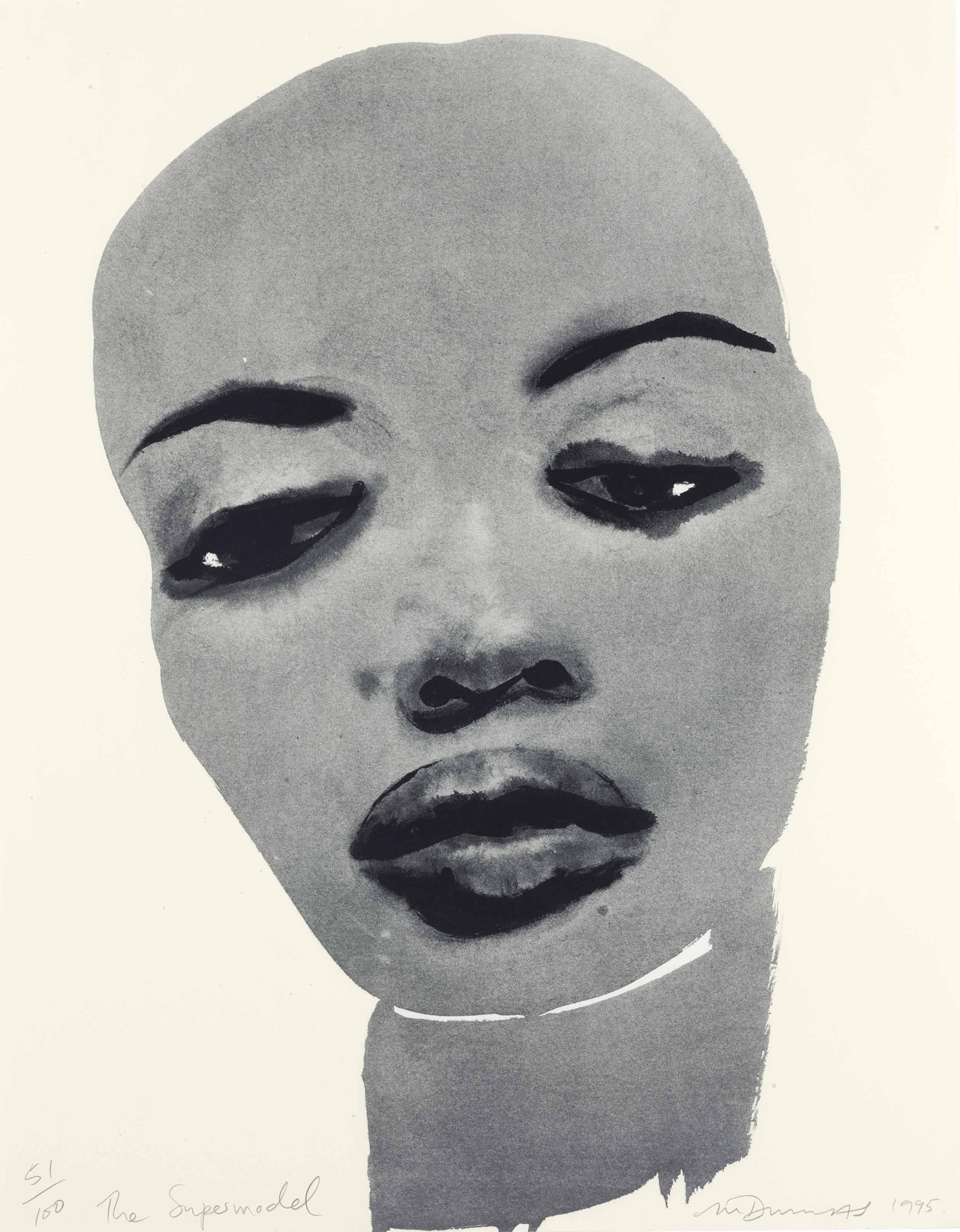 MARLENE DUMAS (B.1953)