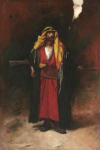 An Arab Guard