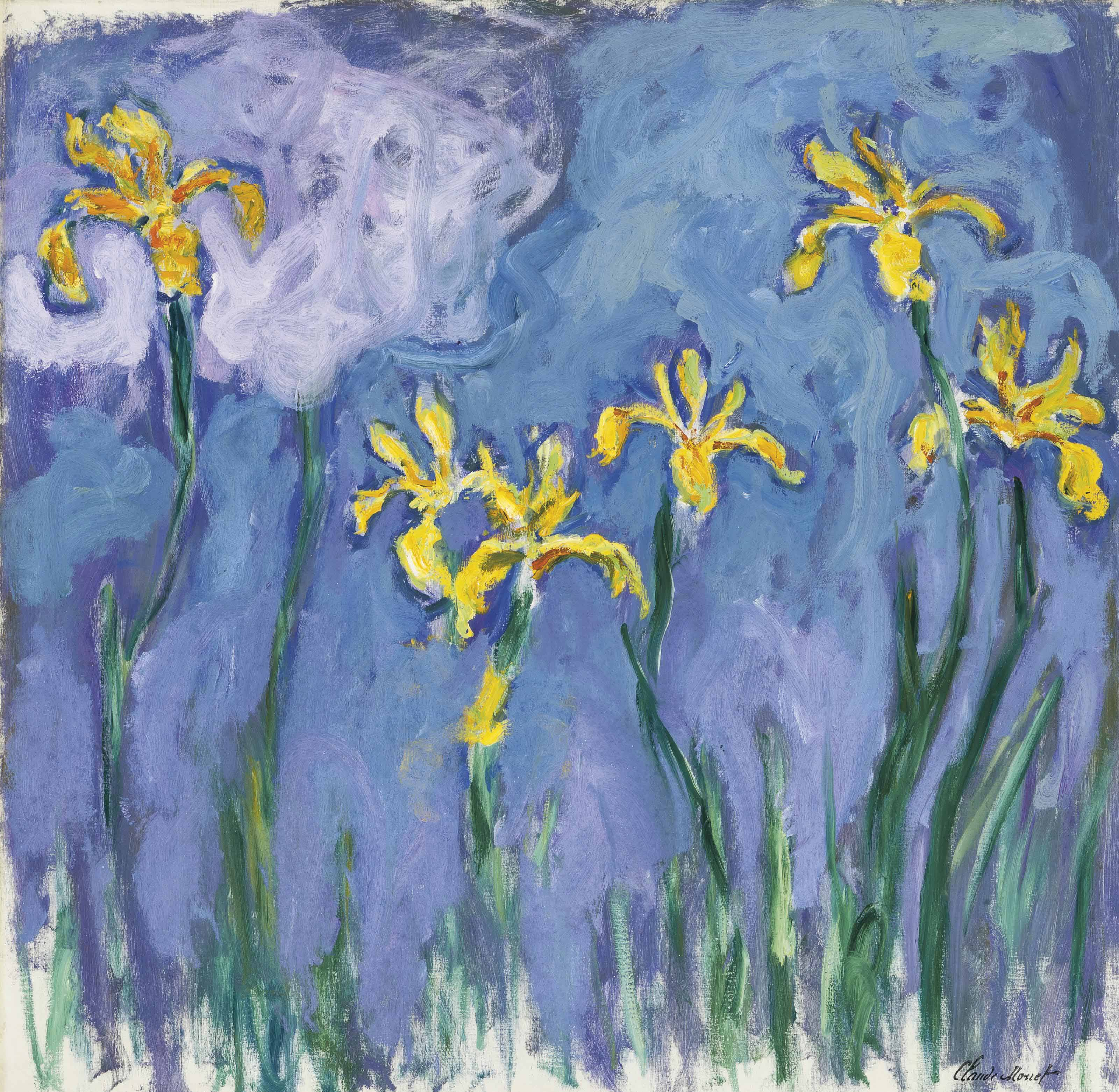 Claude Monet Lot 38C