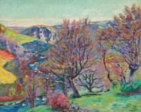 Vallée de la Sedelle, Crozant