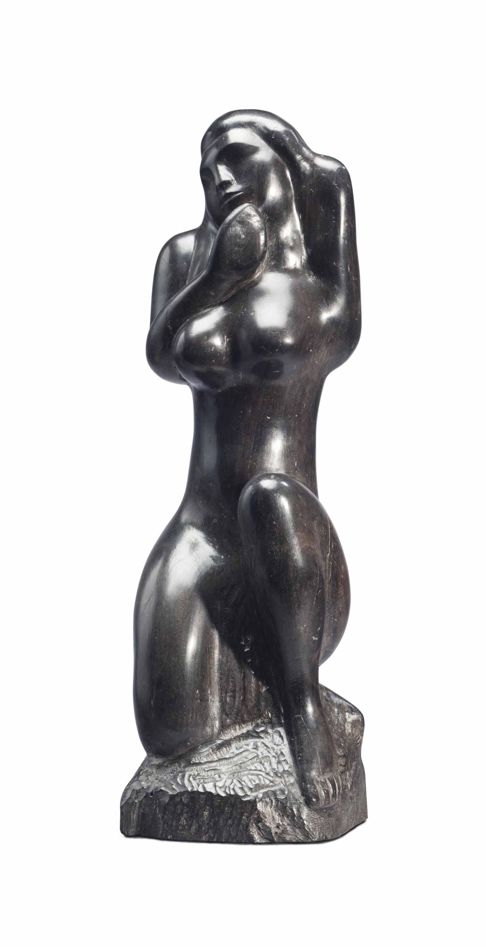 Bestowal (Kneeling Figure)