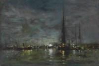 Newport at Night