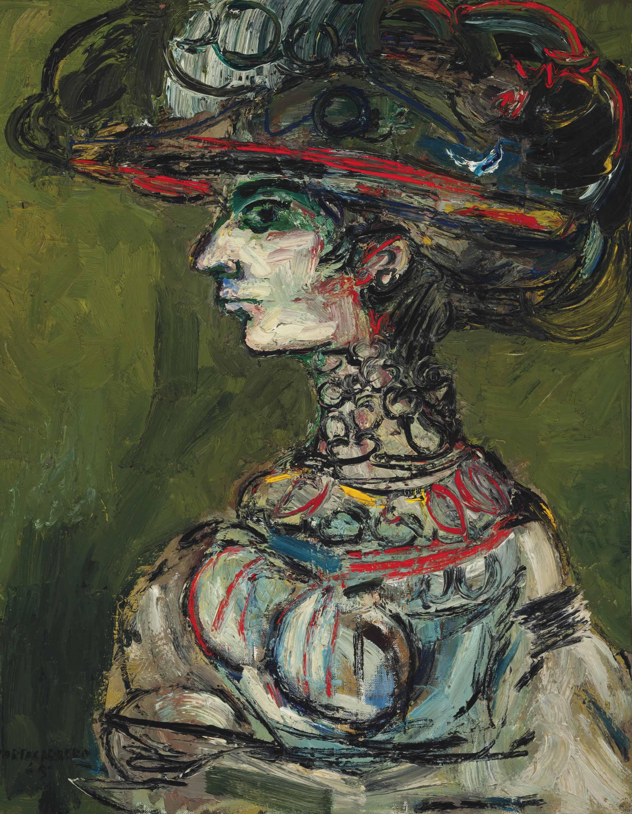 Segundo retrato de Flora