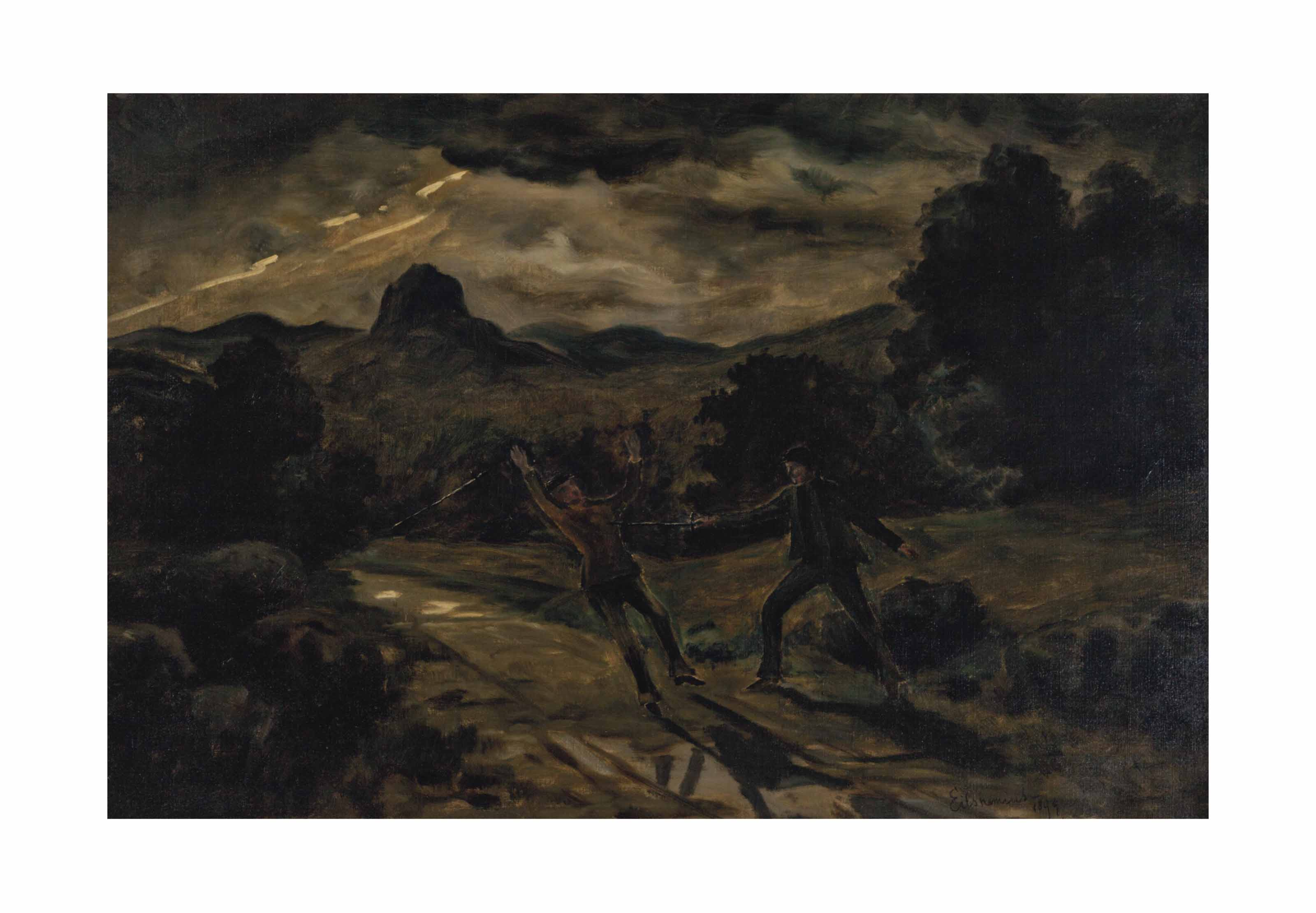 Untitled (The Duel)