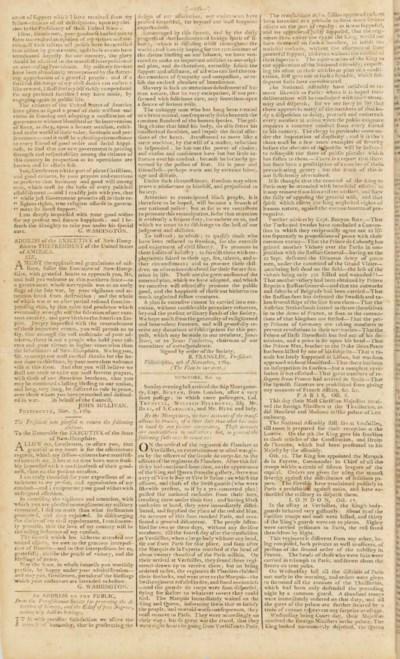 [FRANKLIN, Benjamin.] Gazette