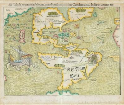 MÜNSTER, Sebastian (1489-1552)