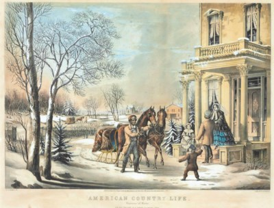 CURRIER and IVES, publishers.