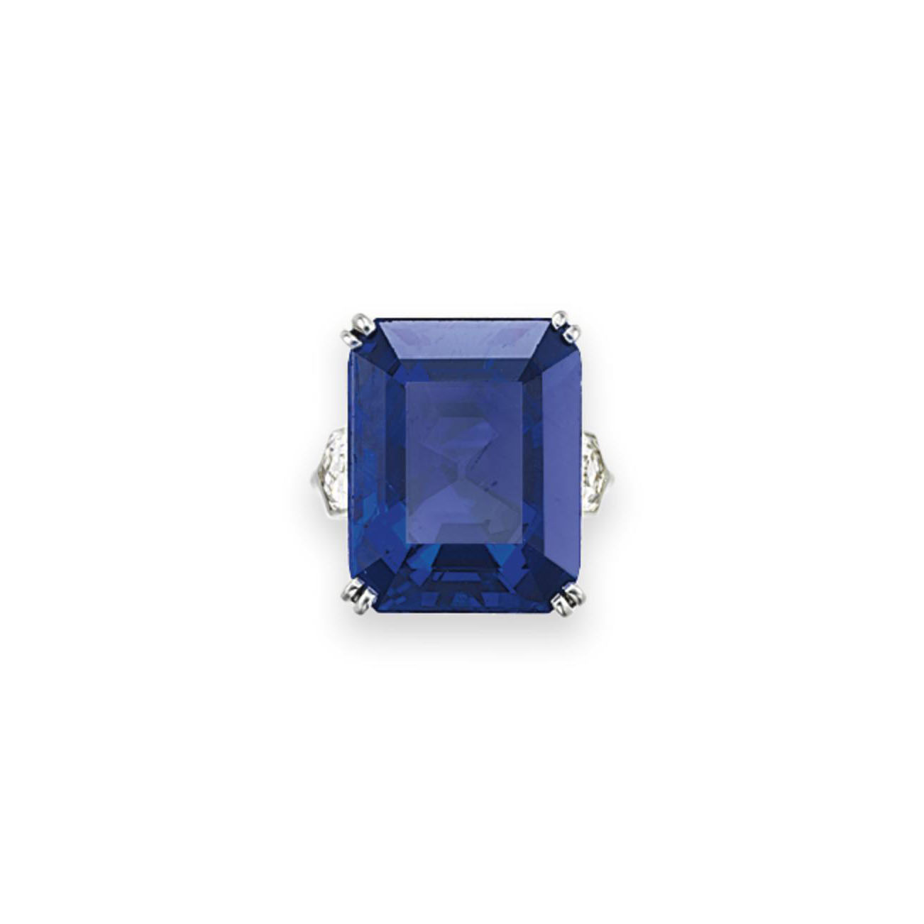 sapphire grade transparent star watch burmese high youtube carat blue