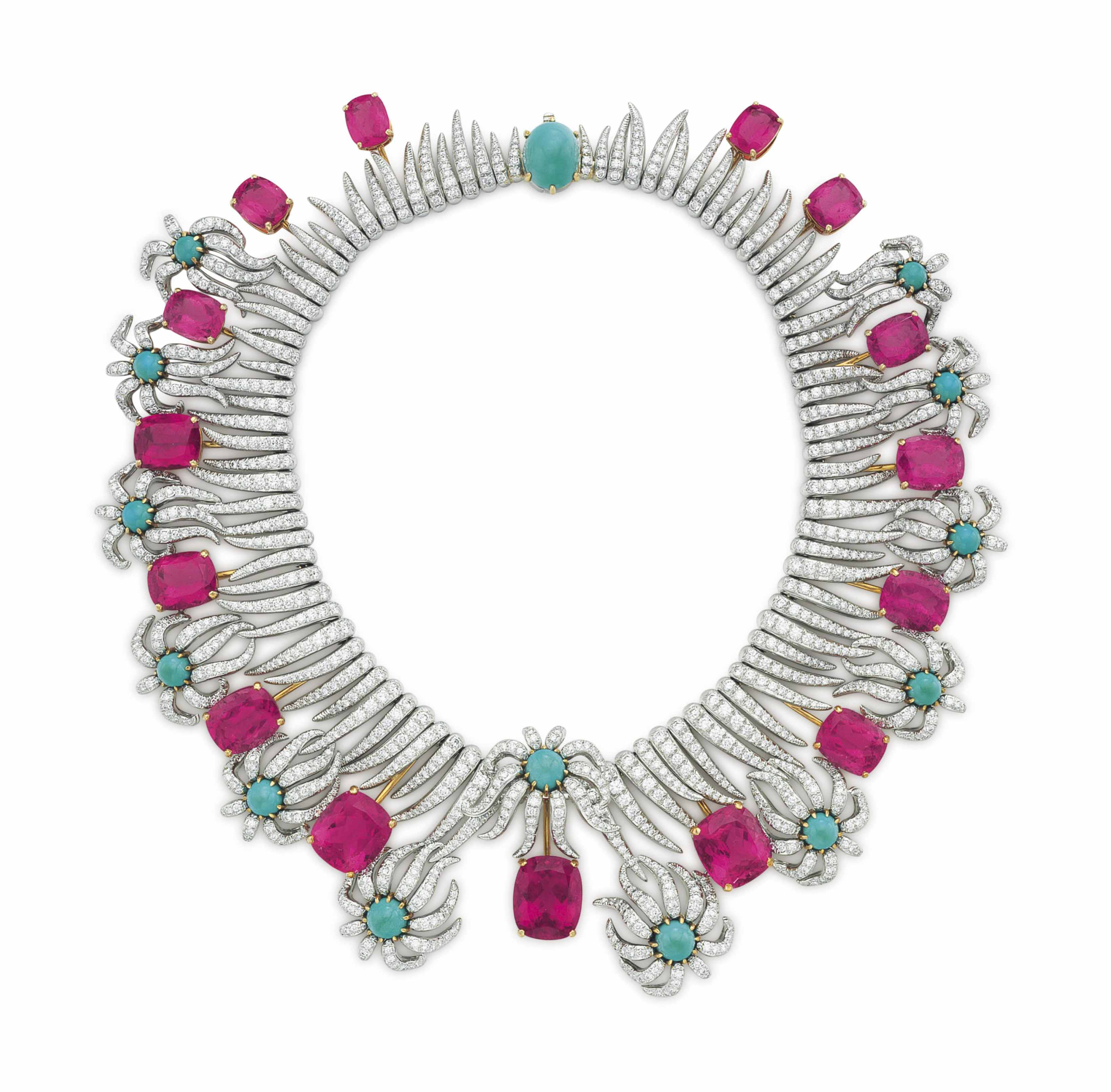 Jewelry & Watches Selection Of Vintage Costume Jewellery Beaded Necklaces Superior Performance