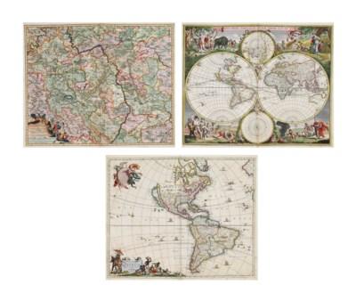 WIT, Frederick de (1629/30 - 1