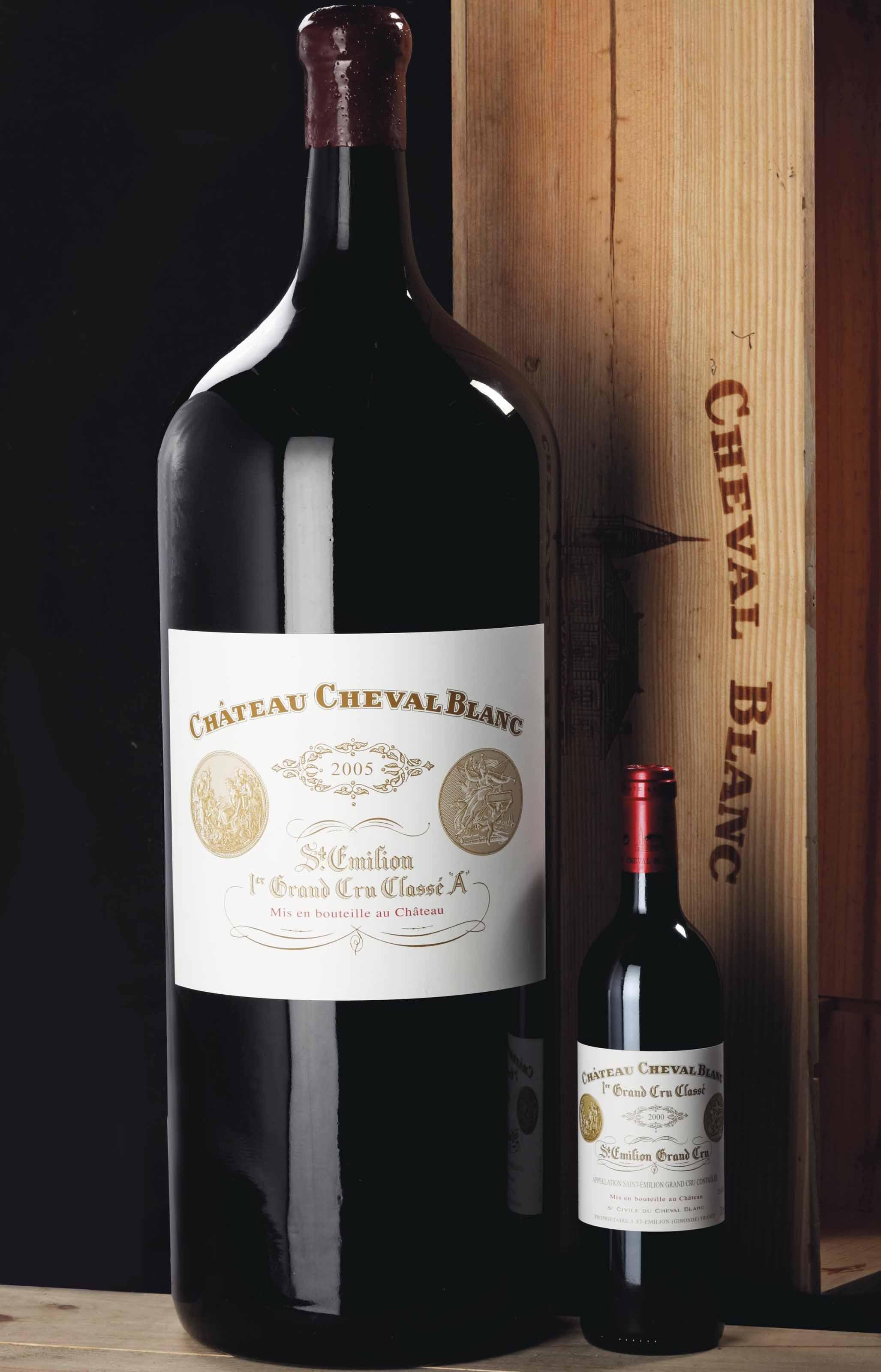 Château Cheval-Blanc 2005