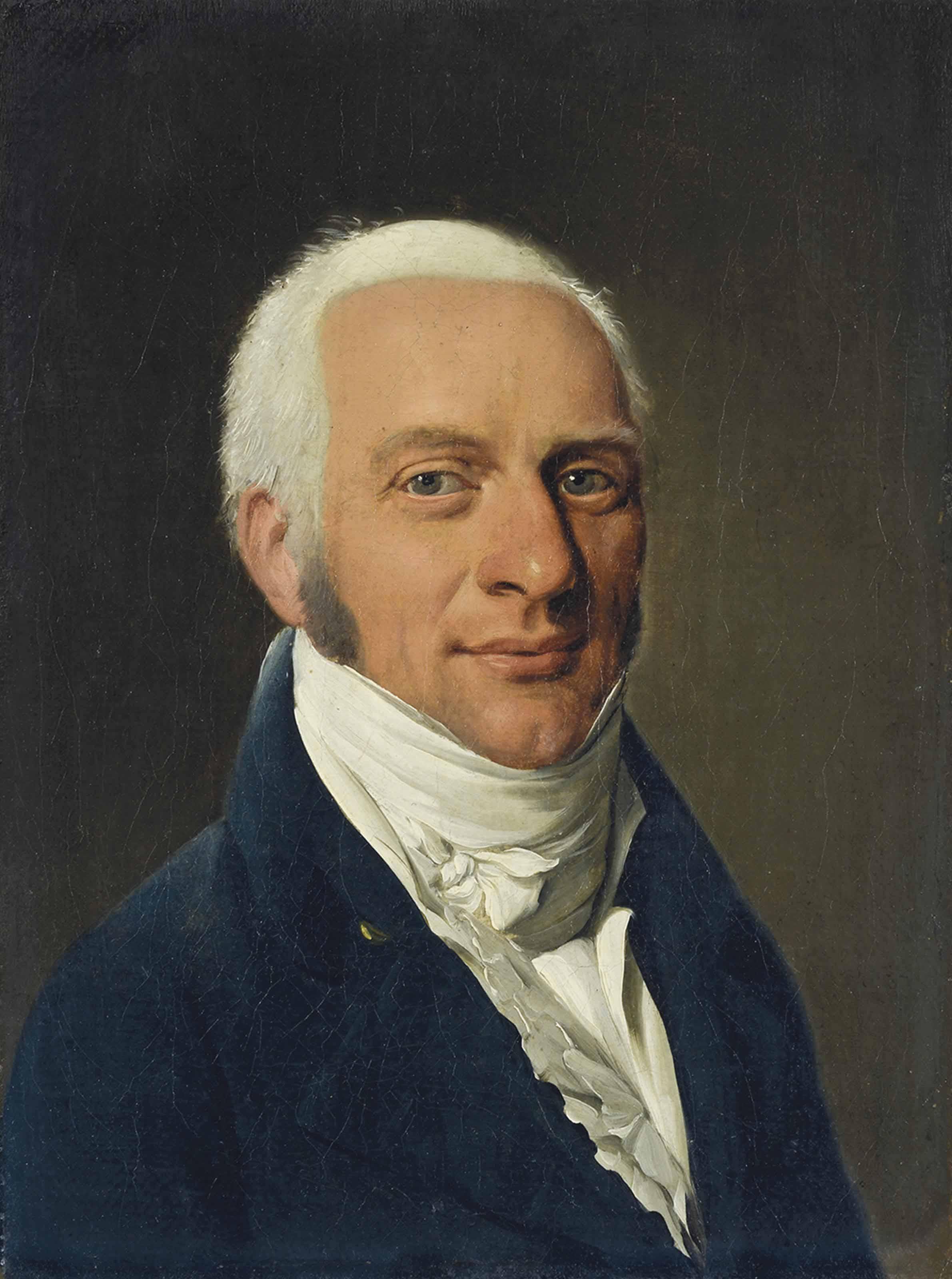 Portrait du comte Louis-Charles de Sainte-Aldegonde