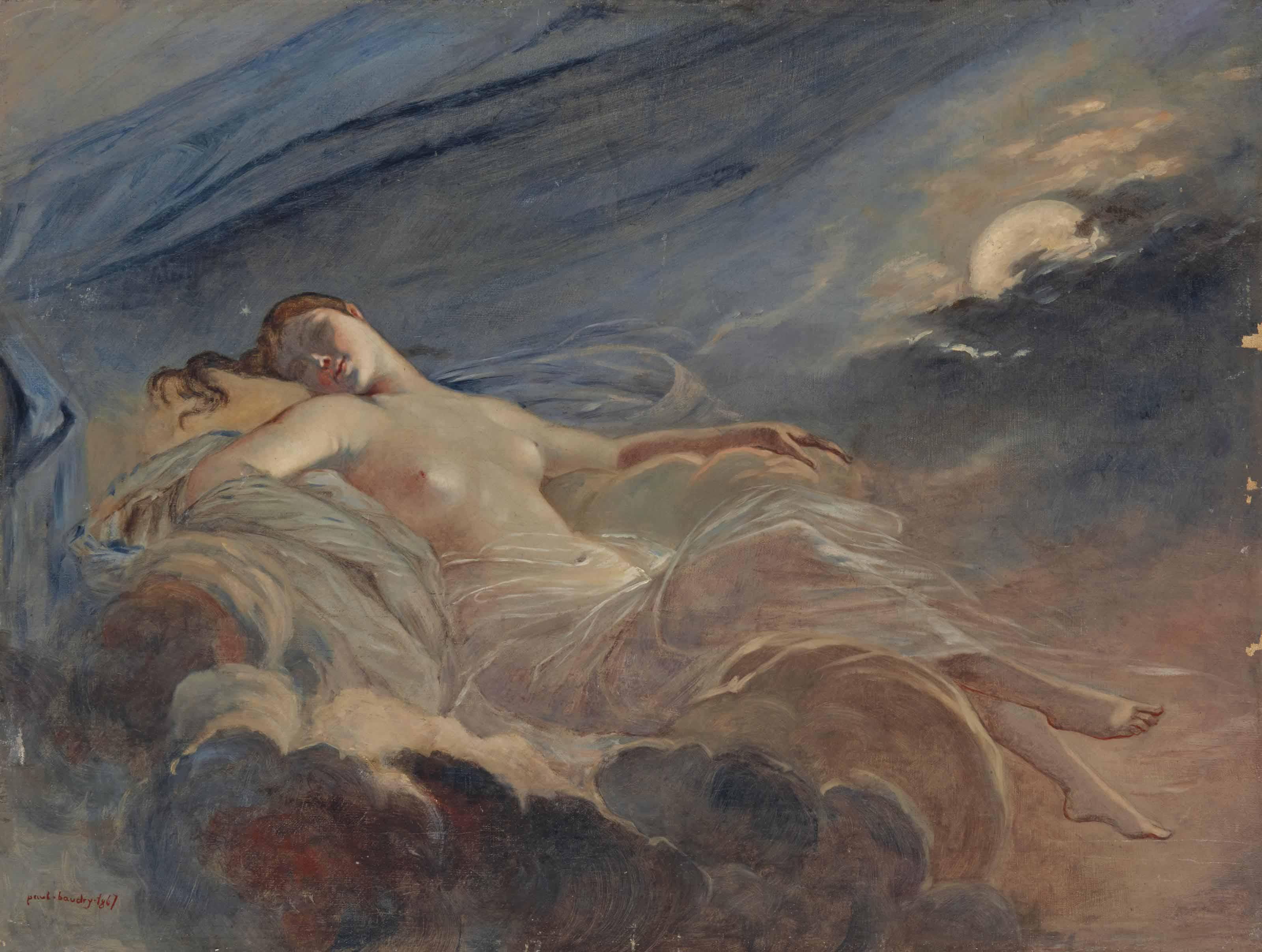 PAUL BAUDRY (LA ROCHE SUR YON 1828-1886 PARIS)