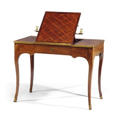 TABLE ECRITOIRE D'EPOQUE LOUIS