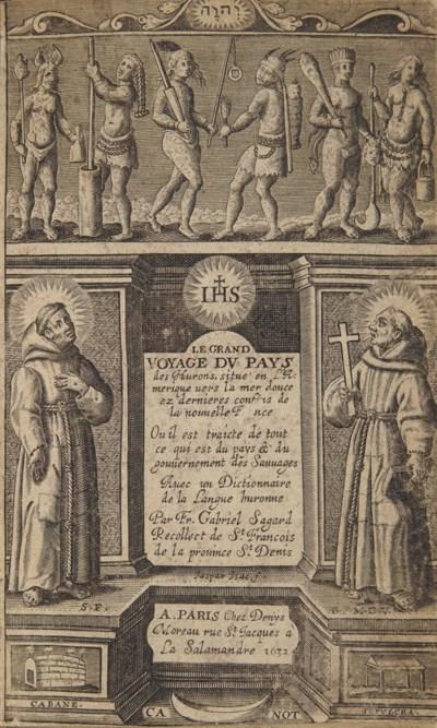 Gabriel SAGARD (vers 1590-vers