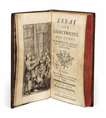 Jean Antoine, abbé NOLLET(1700