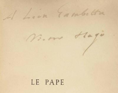 Victor HUGO (1802-1885). Le Pa