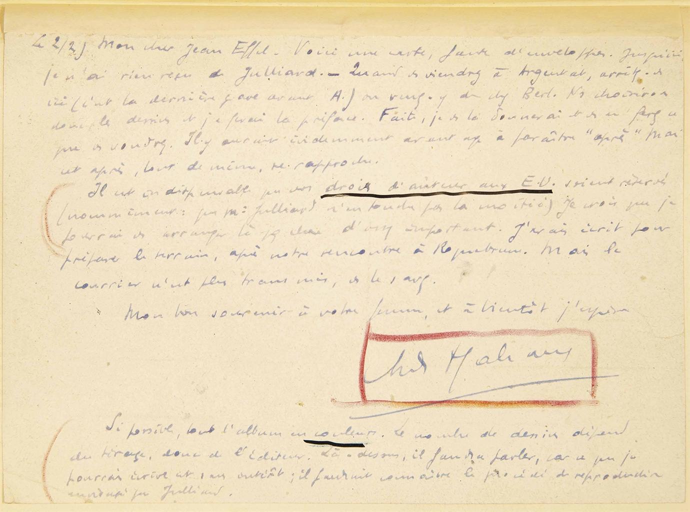 André MALRAUX (1901-1976). L'Espoir. Paris: NRF, 15 décembre 1937. In-8 (201 x 130 mm). Reliure non signée, demi-maroquin vert lierre à fines bandes, dos lisse, tête dorée, couverture et dos.