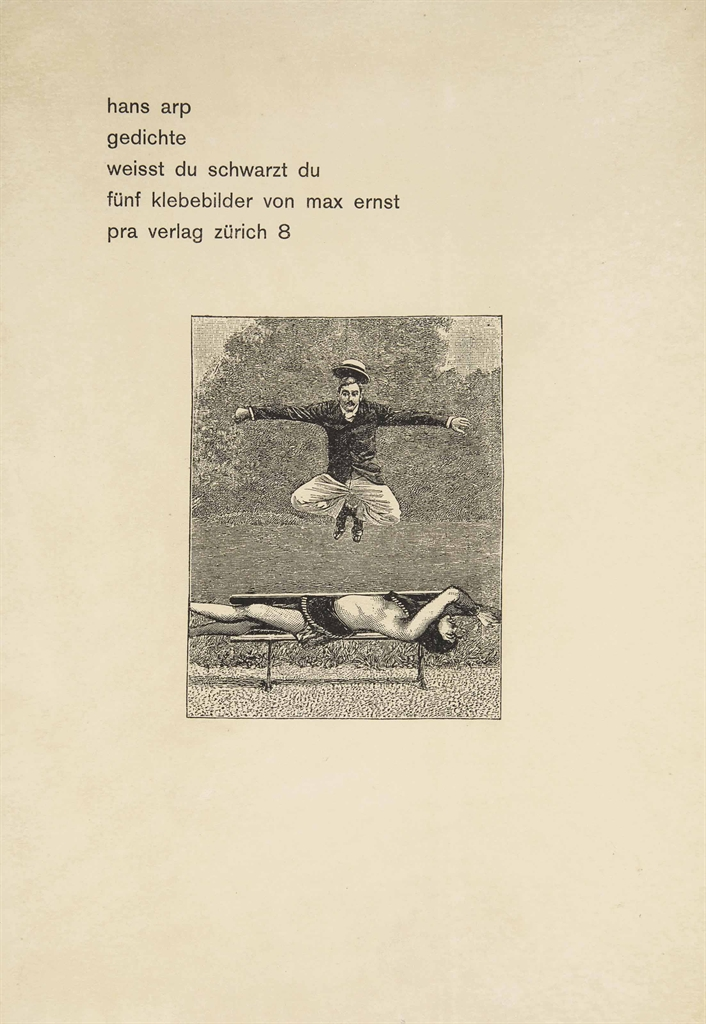 [ERNST] -- Hans ARP (1886-1966