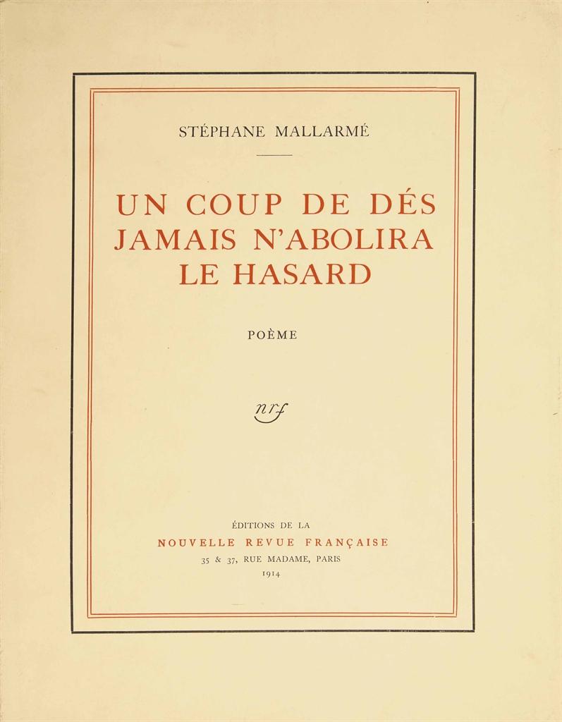 Stéphane MALLARMÉ (1842-1898).