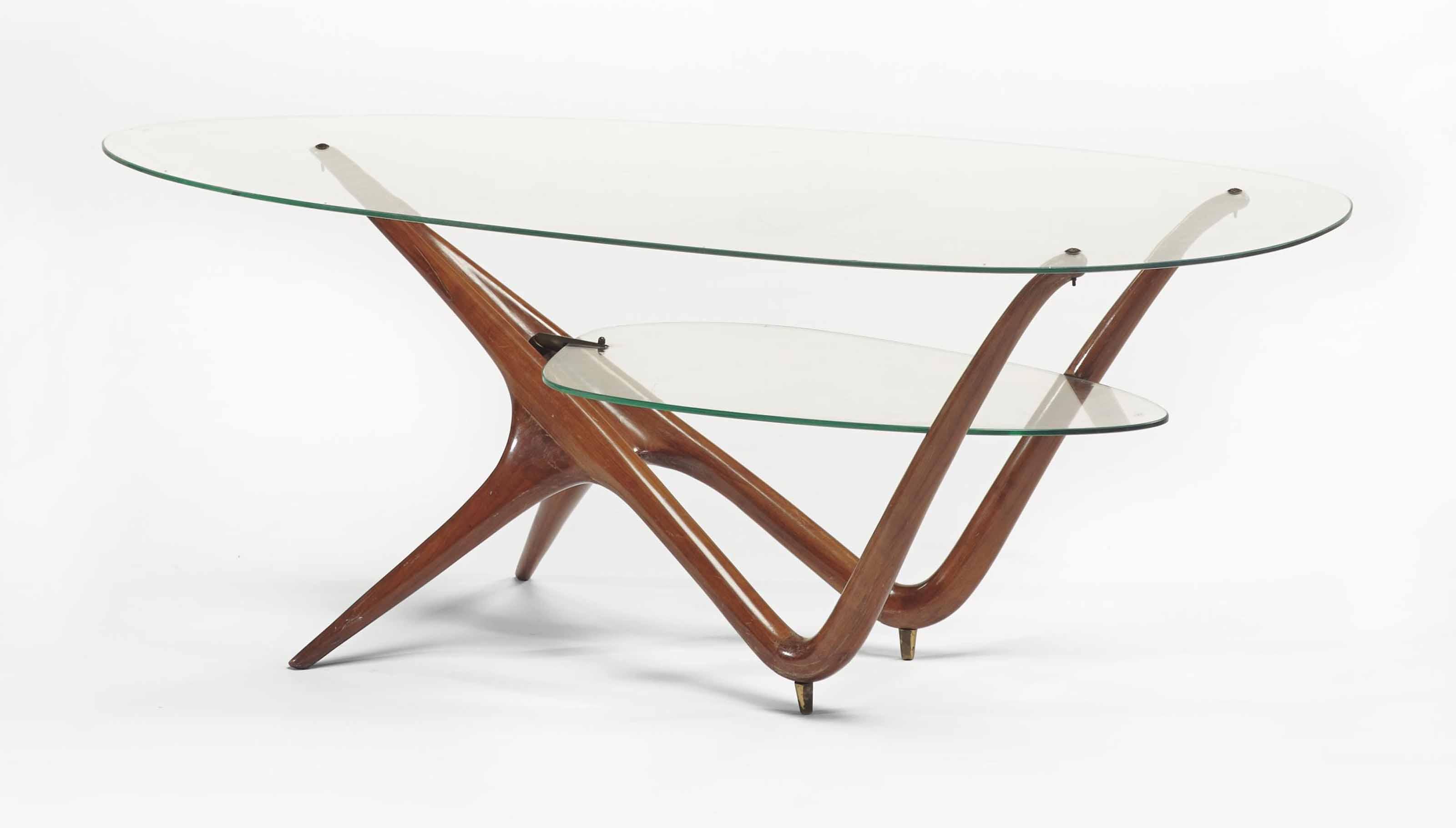 Amazing Carlo Mollino 1905 1973 Table Basse Realisee Par Apelli Inzonedesignstudio Interior Chair Design Inzonedesignstudiocom