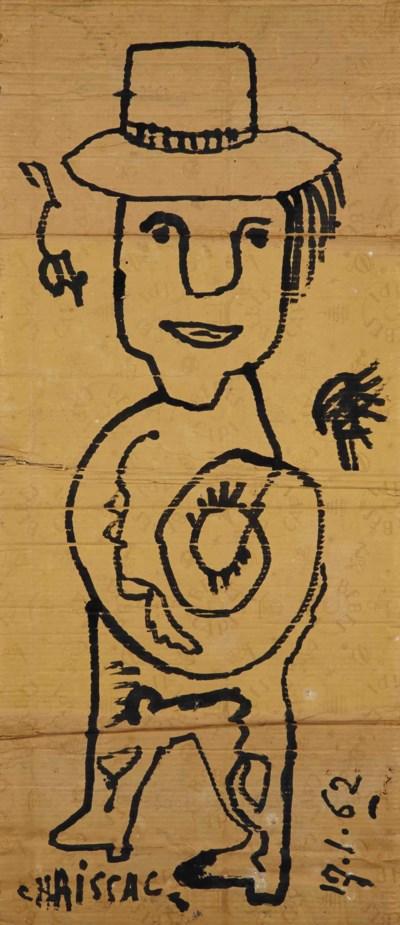GASTON CHAISSAC (1904-1964)