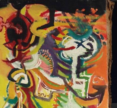 JUAN DOWNEY (1940-1993)
