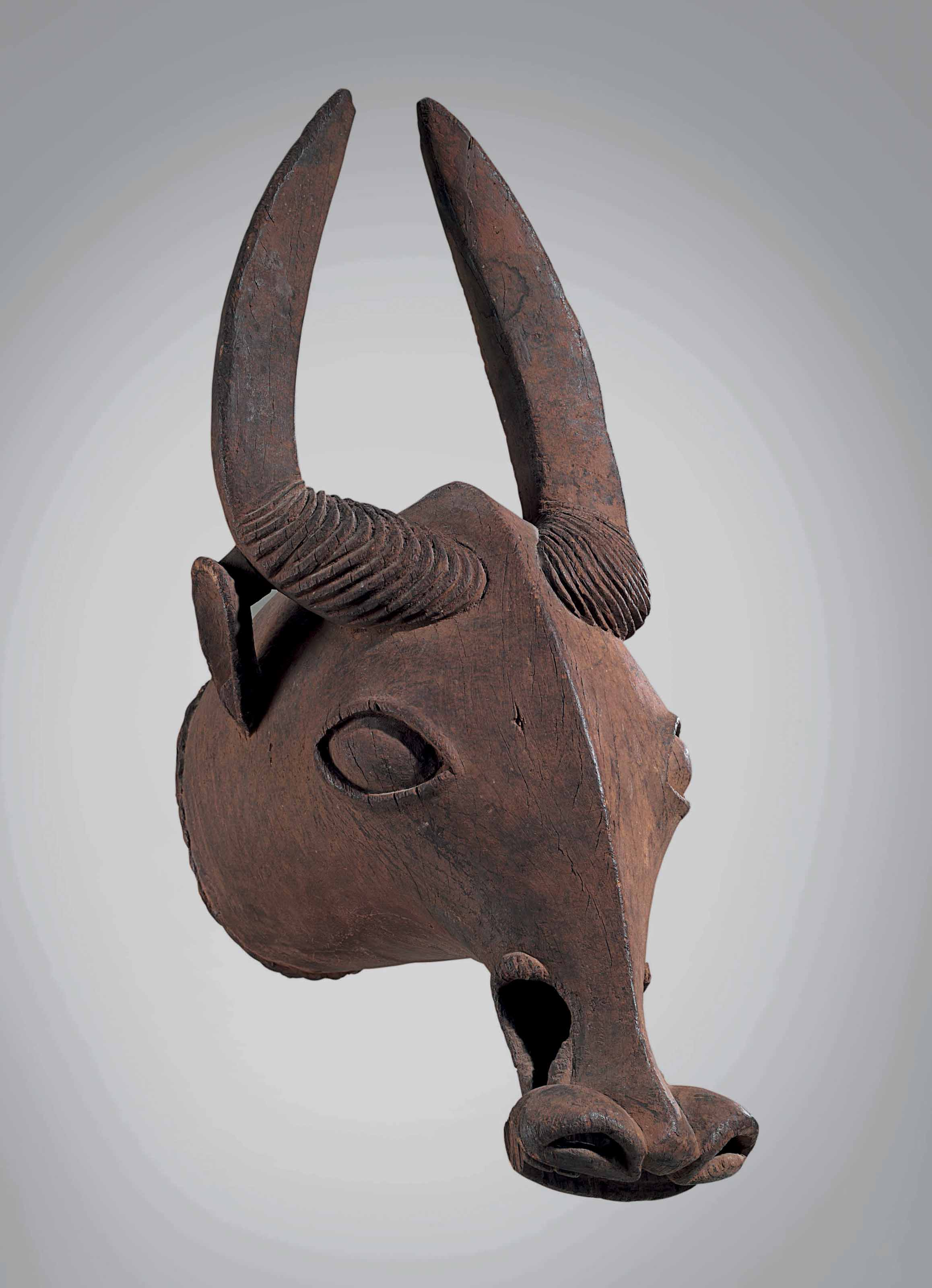 MASQUE BANOUM Bamun mask