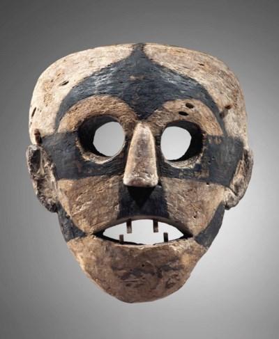 MASQUE BOA Boa mask