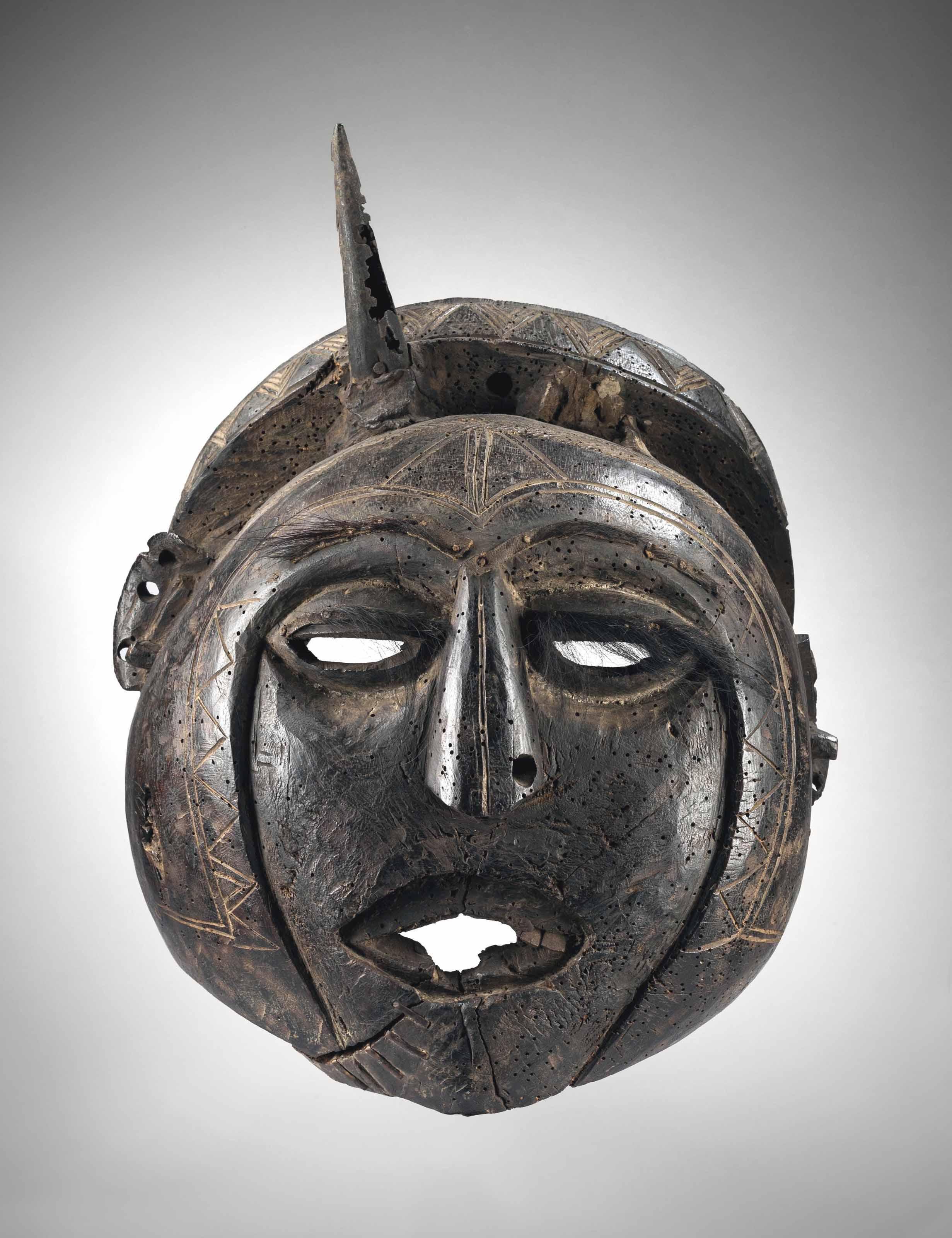MASQUE LUBA Luba mask