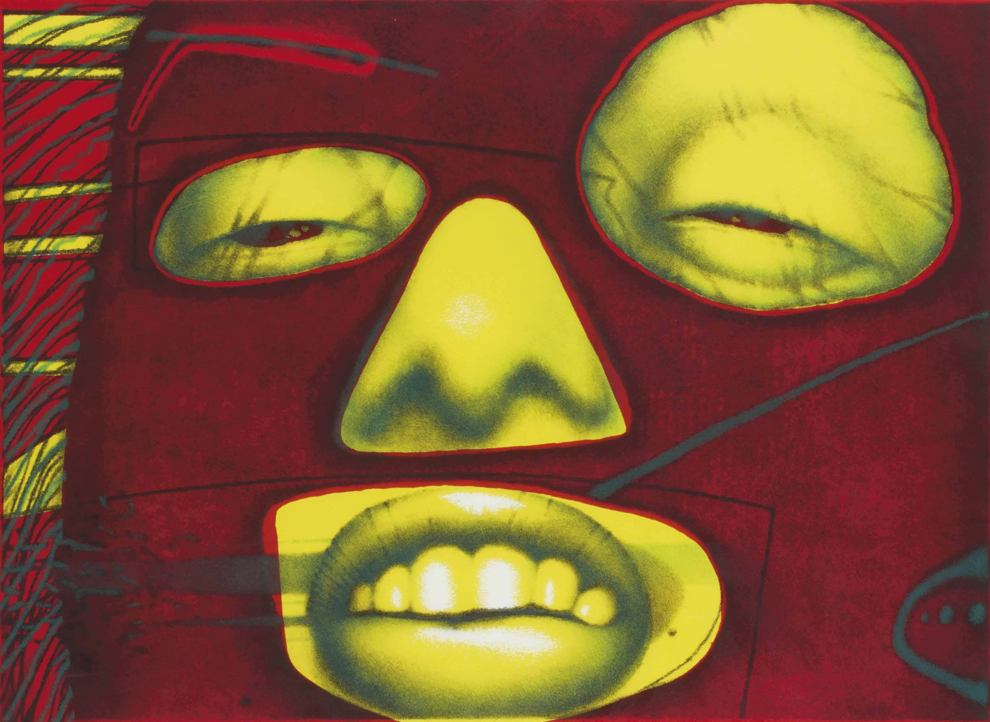 ED PASCHKE (1939-2004)