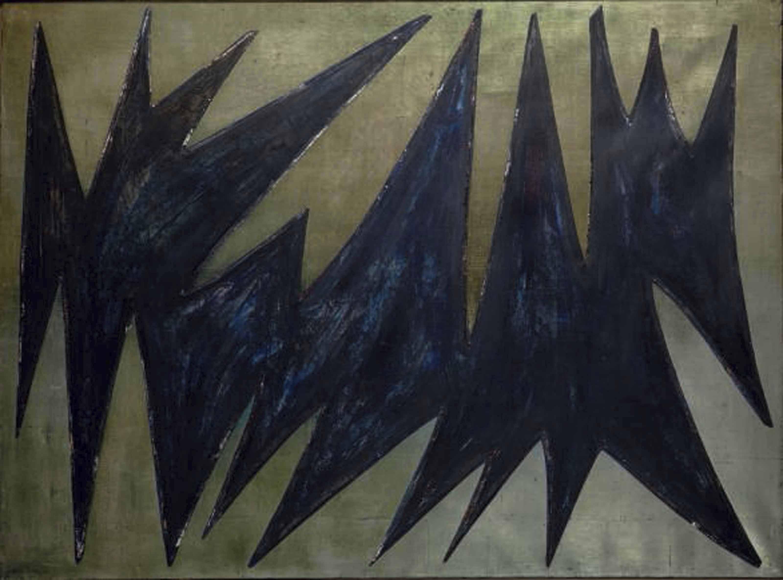 Zigzag bleu (No.9 - 1956)