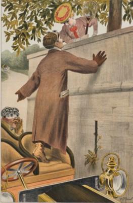 HENRI-GEORGES MEUNIER (1873-19