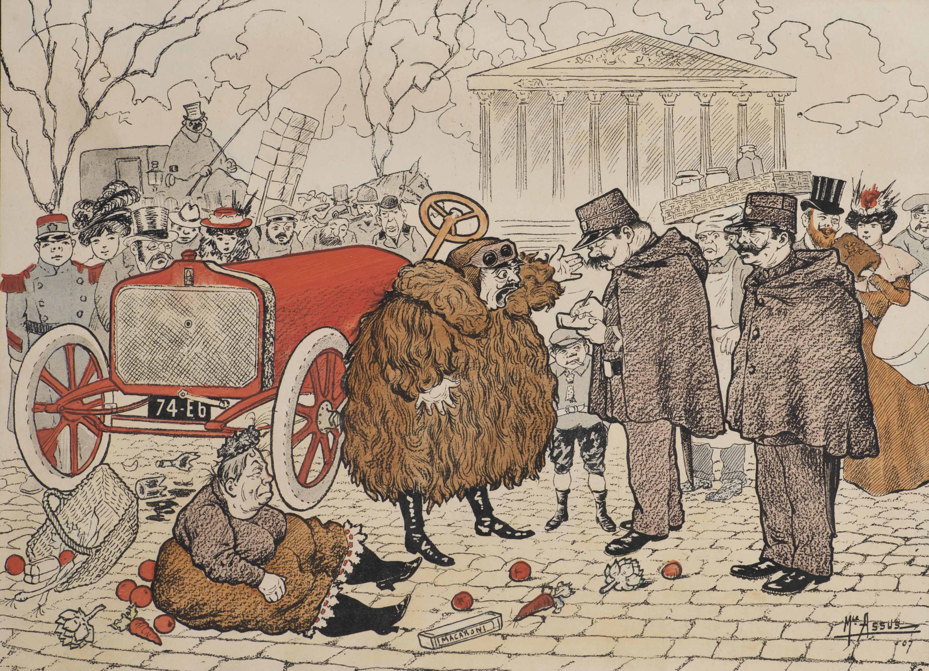 MAURICE ASSUS (1880-1955)