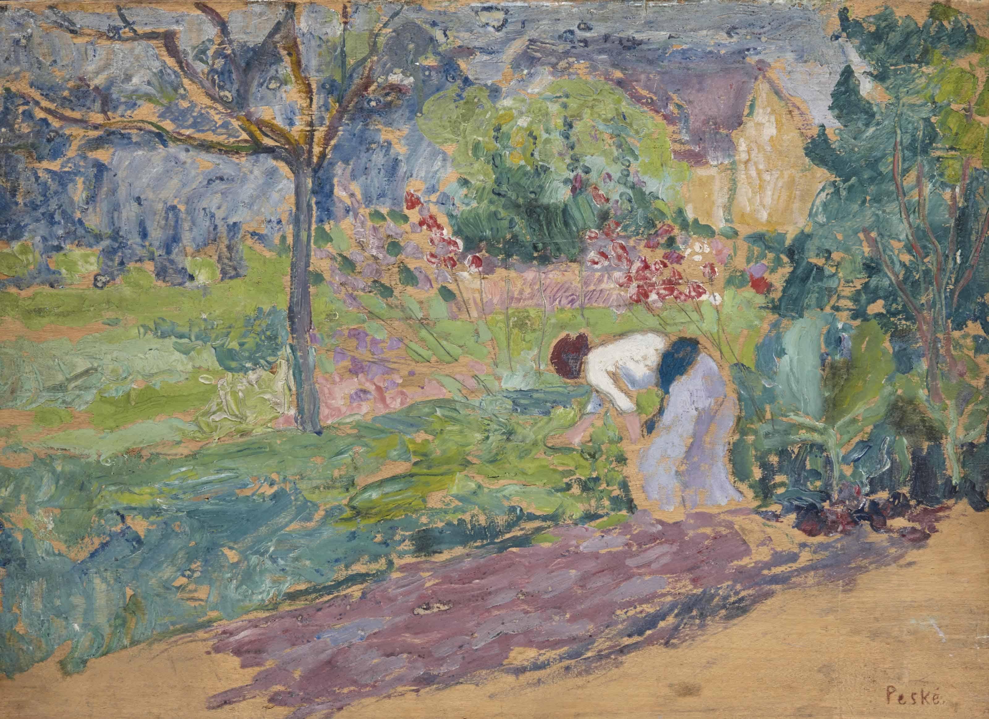 JEAN PESKÉ (1870-1949)